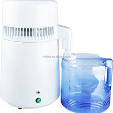 Medical, family use water distiller