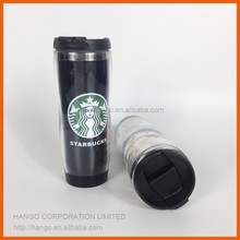 Plastic Thermos Coffee Mug 16oz/450ml Best Selling Bottle For Travel