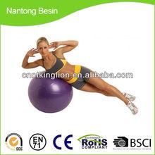 Trade Assurance promotion soft anti burst gym ball