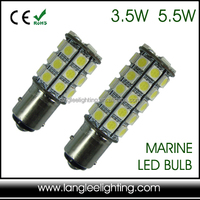9-32V High Quality BAY15d BA15d BA15s Marine Lamp Navigation Signal Replacement Lantern Ship LED Light Bulb
