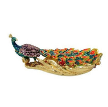 peacock Wholesale Trinket Box From India