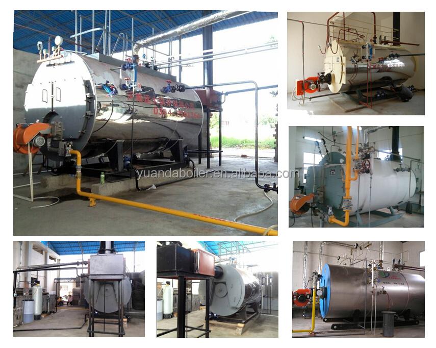 For Uae Saudi Arabia Middle East Commercial Steam Boiler,Oil Fuel ...