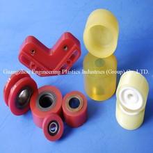 colored polyurethane wheels PU roller wheel PU caster wheel
