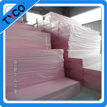 xps extruded polystyrene sheet wall insulation sheets construction material
