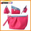 Useful big capacity cosmetic bag for women
