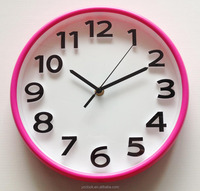 hot selling home decorative wall clock 2015