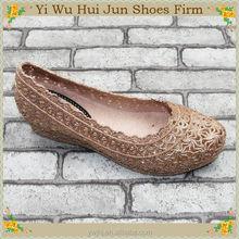 New Fashion No Heel Sandals(HJW128)
