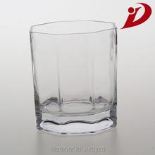 Hot sale basic shape soft drink glass cup