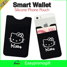 New and Hot Promotion Gift 3m adhesive smart wallet for phone