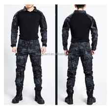Typhon trajes de rana 2016 ee.uu. militar del ejército uniformes ( Jacket + pants ) táctico juego de la rana puede sostener rodilla y coderas