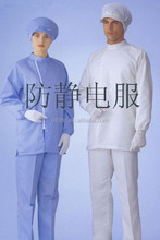 cheap unisex white 100% cotton work smock uniforms for doctor smocks