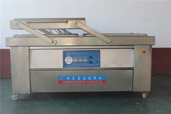 DZ-800/2S vacuum sealer for meat products