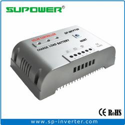 CE RoHS 60A 12V 24V MPPT Solar Charge Controller