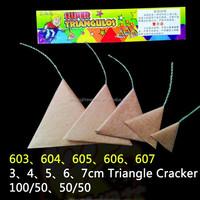 Trigone firecrackers TRIANGLE CRACKER chinese firecrackers