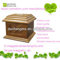 sólido de madera de paulownia ataúd de precios