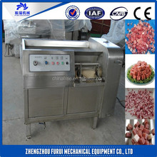 84*84*350 mm Cutting slot size industrial meat cutting machine /meat dicer