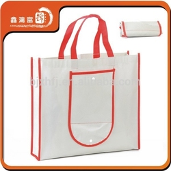Eco friendly hot selling custom colorful foldable non woven shopping bag