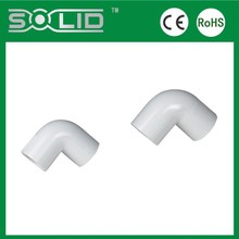 Malleable Solid Elbow electrical conduit fitting Cable management