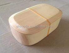 Custom made Wooden Bento Box