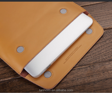 genuine leather vintage custom case for ipad holder
