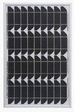 2015 low power, black Monocrystalline Silicon 1 square meters 300W solar panel shell