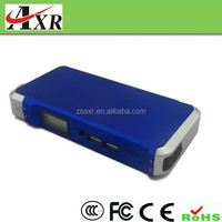 Multi-Function Mini Portable Car Jump Starter 9900mAh Start 12V Car Engine Emergency Battery Power Bank Full Charge