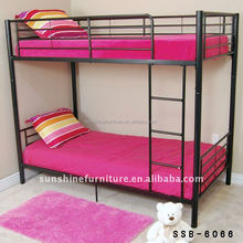 school furniture general use and domitory bed specific use metal bunk bed