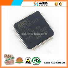 STM32F103RCT6 STM32F103 LQFP64 MCU ARM ST IC