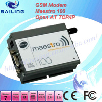professional maestro 100 gsm modem support full tcp/ip stack