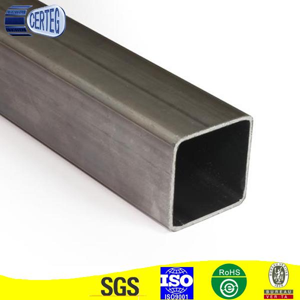 100x100 acero al carbono tubo cuadrado tuber as acero - Tubos cuadrados acero ...
