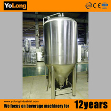 1000 liters stainless steel beer fermentation tank