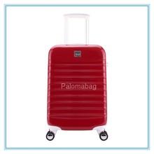 Full Size Stylish Travel Matting Leature Texture Finishing ABS PC Trolley Luggage Set