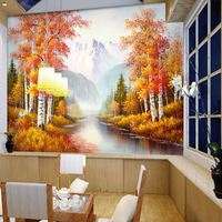 OEM/ODM manufacturer of China guangzhou manufacturers flowers wallpaper