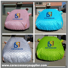3 layers Stormproof & Waterproof Snow Rain Dust Dirt Grey SUV CAR COVER Outdoor For JEEP car covers