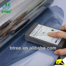 Btree Transparent PET Film in Roll For laminating with PE Film