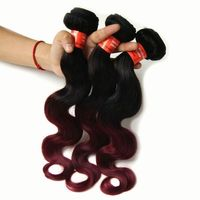 Free Shipping Human Hair Extension 16 18 20 Inch 6A Virgin Brazilian Body Wave Human Hair Extension Accept Paypal
