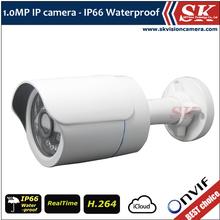 SKVISION SK-114HAP Outdoor Camera 36*F5 LEDs Metal Housing Support Dual Streams CMOS Bullet IP Camera