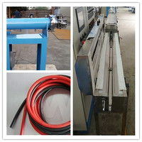flexible silicone wire manufacturing machine with cheap price