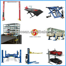 Large vechilce lifter with lifting capacity 20T 30T and 40T