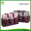 Baby Changing Diaper Nappy Mummy Mother Handbag Multifunctional Microfiber Mommy Bags