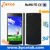 Factory promotion products 5.0' multi touch 3G 8 Core free sample phone