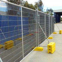 Australia and Newsland galvanized metal concrete temporary fence panels