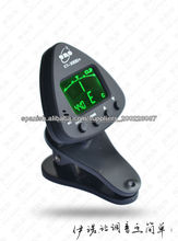 High-tech ENO MUSIC Digital tuner for Guitar Bass Violin Chromatic