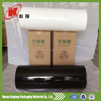 UV radiation protection silage film/forage stretch film/hay bale wrapping film