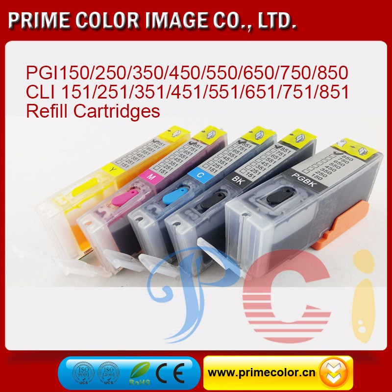 how to tell canon 650 ink