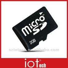 Factory 2GB MicroSD Card, Any Capaity,