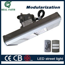 Real Faith led lighting 55w street light
