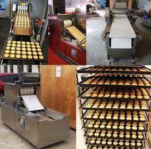 automatic cookie press machine electric