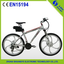 "26"" mountain electric bike giant for sale"
