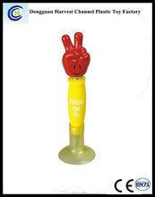 cute vitory shape promotional pen